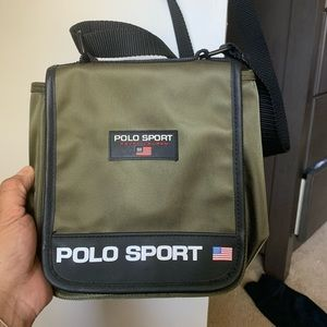 Polo sport cross body